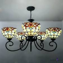 style pendant chandelier lamp classic baroque design light inch for living room small tiffany lighting shades