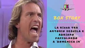 BOX STORY: LA RISSA TRA ANTONIO ZEQUILA E ADRIANO PAPPALARDO ...