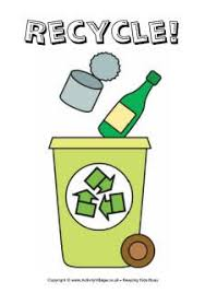 Help remind children to recycle, or designate your recycling stations, with  these fun recycling posters.