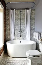 small bathroom shower ideas uk bathroom remodel ideas with stand up shower transitional 3 4 bathroom with side mount shower curtain rod complex marble tile