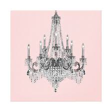 captivating chandelier wall art interior designing pink canvas zazzle com decal stickers canada target