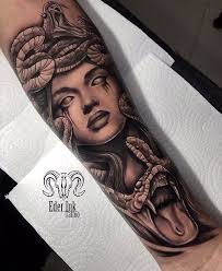 Pin by Ivan Lucas on Trends in 2020 | Medusa tattoo, Tattoos, Forarm tattoos
