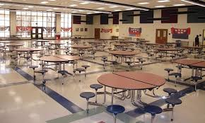 high school lunch table. Where Will You Sit In The Caf? Everyone Knows That High School Lunch Table A