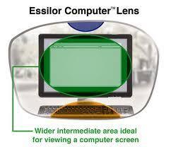 Essilor Computer Lens Fitting Chart Essilor Computer Lenses