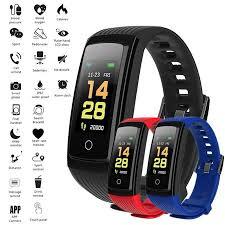 Opolski <b>V5S</b> IP67 Waterproof Bluetooth Heart Rate Monitor Fitness ...