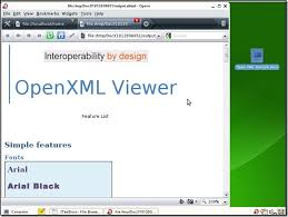 Viewing Xml File Openxml Document Viewer V1 Released Viewing Docx Files As