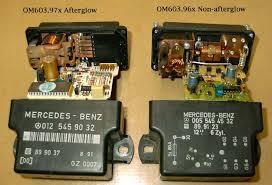 diesel afterglow tips mercedes benz forum
