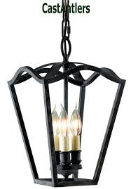 wrought iron chandelier pendant hover to zoom