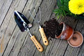 gift personalized garden tool set hand