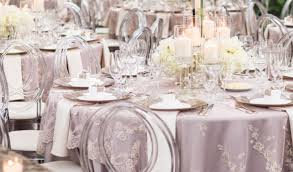captivating wedding reception round table decorations throughout