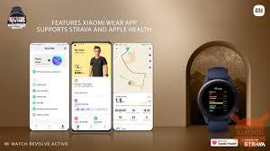 Xiaomi Mi Watch Revolve Active official ...