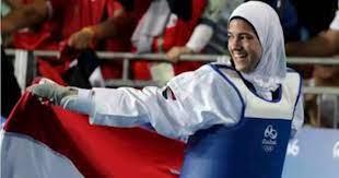 هدايه_ملاك | شاهد.. فرحة هداية ملاك بالتتويج بالميدالية البرونزية في  أولمبياد طوكيو - اليوم السابع - الميداليه_البرونزيه