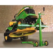 john deere tractor mower. john deere xd mower lift -john works with series lawn tractors and all eztrak zero-turn mowers features: front load tractor