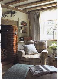 country cottage style living room. Cosy Cottage Living Room Love The Chair And Footstool Country Style I