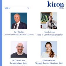 Kiron talks... about visualising knowledge by Kiron talks... • A podcast on  Anchor