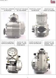 MOTEUR / ENGINE TM K9-ES - PDF