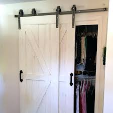 bypass barn doors single track bypass sliding barn door hardware kit more colors available bypass barn bypass barn doors