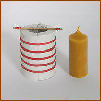Gießformen Für Kerzen Shop Bienenweber