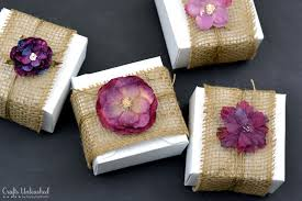 rustic diy gift boxes crafts unleashed 2