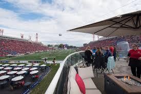 Mcmahons Unique Seats Calgary Stampeders