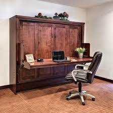 image of murphy bed desk decor