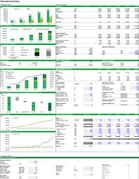 Financial Template For Excel Personalce Spreadsheet Template Ukcial Expense Budget Templates