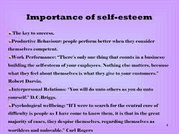 self esteem self esteem 4