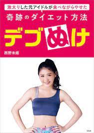 西野 未 姫 ダイエット 方法