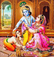 Thakur Ji Shri Krishna Radha Rani ...
