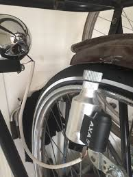 Dynama Lamp Probleem Geen Een Lichtje Onderdelen Van De Fiets