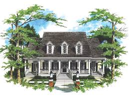 plantation house plans. Simple Plans Southern Plantation Home With Grand Front Porch And House Plans E