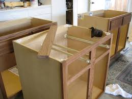 Making A Kitchen Cabinet How To Make Your Own Kitchen Cabinets