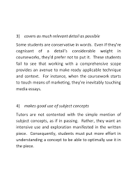 what it takes to have successful advertising essays 3