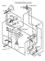 1998 ez go electric golf cart wiring diagram 1998 wiring diagrams golf cart wiring diagram club car at Ez Go Wiring Diagram For Golf Cart