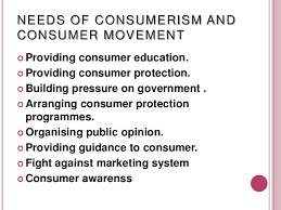 consumer awarenes ppt fight against marketing system consumer awarenss 7