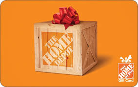 The Home Depot Gift Card | GiftCardMall.com