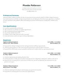 Healthcare Administrative Assistant Resumes Hospital Resume