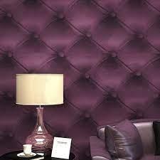 Purple Accent Wall Modern Luxury 3D ...