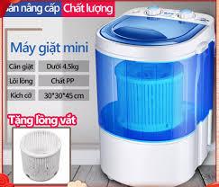 Máy giặt mini Xiaoe lồng giặt trong suốt máy giặt mini giặt đồ trẻ em  Redepshop giá rẻ 1.249.000₫
