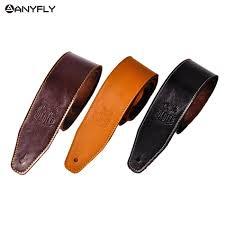 leather guitar straps best lock guitar strap