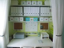 organize small office. Organized Office Space. Home Organization Space Interior Design Your Designs Minimalist Small Organize