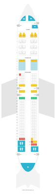 Delta 159 Seating Chart Seat Map Boeing 737 900 739 V2 Alaska Airlines Find The