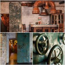 Steampunk Bedroom Room Decor For Teens Steampunk Bedroom House Interior