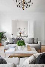 stockholm cost plus coffee tables living room scandinavian with marmorskiva contemporary chandeliers gold accessories