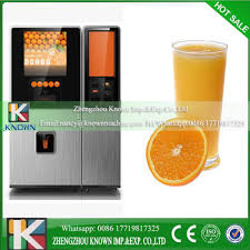 Coin Operated Vending Machines For Sale Amazing Automated VendingCoin Operated Orange Juice Fruit Vending Machine