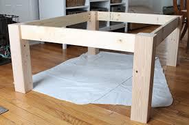 Gorgeous Diy Coffee Table Legs Fresh Design How To Make Rascalartsnyc