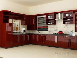 Modular Kitchens Gives An Elegant Look To The House. It Gives Glossy And  Neat Look. Furnishings Such As Towel Holders, Cabinets,racks To Store  Utensils, ...
