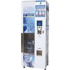 Water Vending Machines Business Impressive Water Vending Machine With IC Card ReaderChina Water Vending Equipment