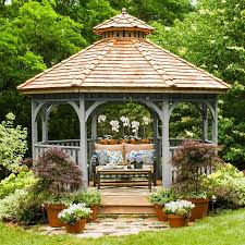 diy projects and ideas gazebo design