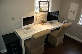 home office ideas for two. Two Person Home Office Desk Most Interesting Simple Ideas For F